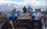 Biberg Auffiradler und Berglauf 2018