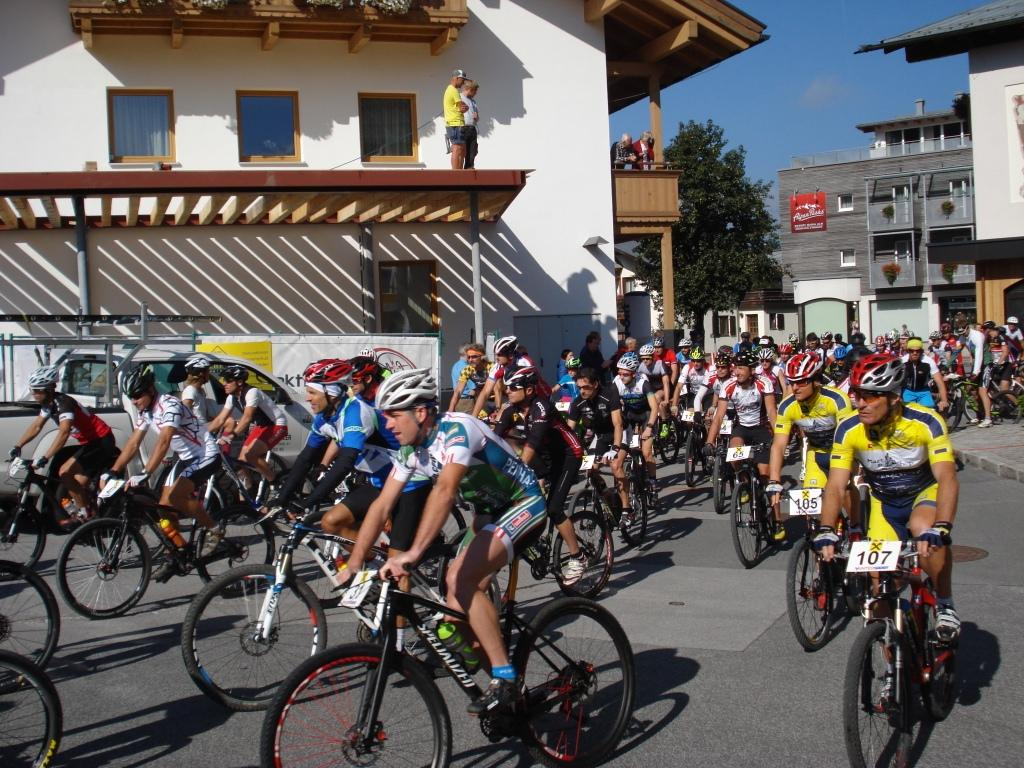 Pinzgau-Trophy - Plussport-Saalfelden: Teilnahme am 17. Hundstoa Biag Di MTB-Rennen
