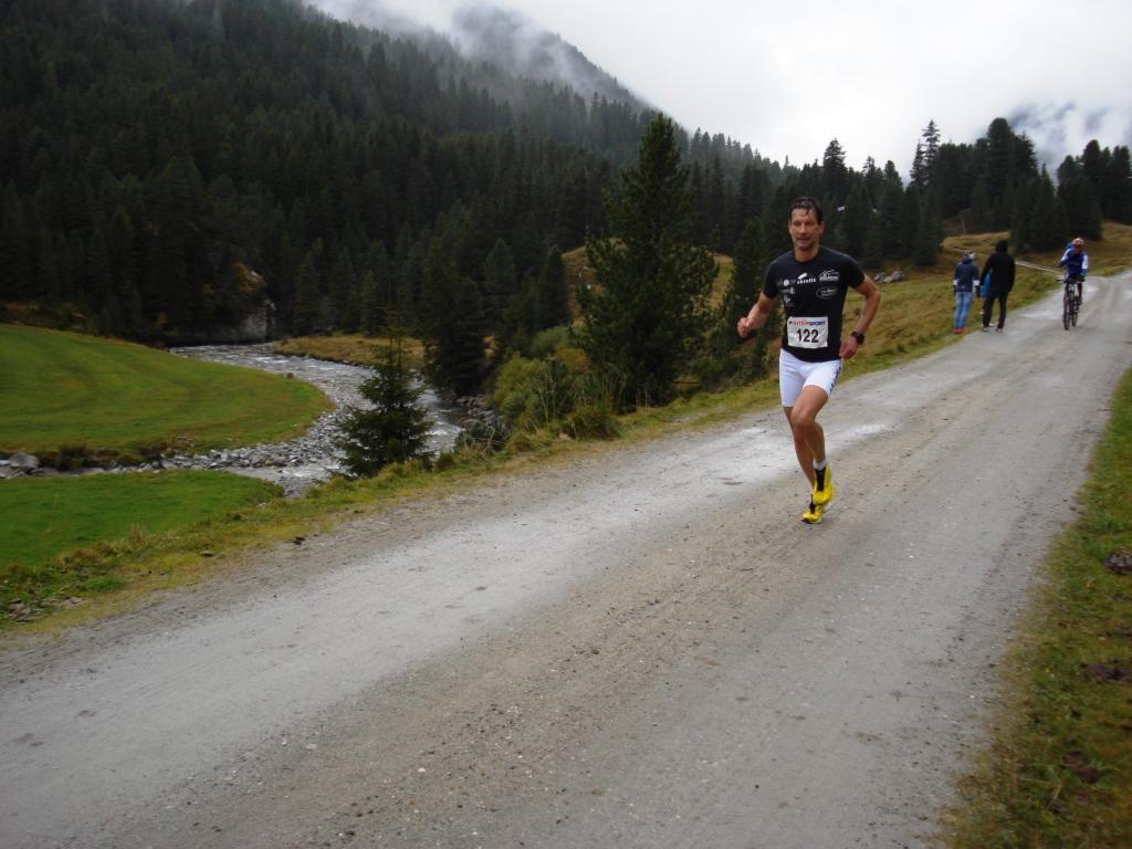Krimmler Wasserfalllauf und Mountainbike-Rennen - Erfolge der Sportler von Plussport Saalfleden.